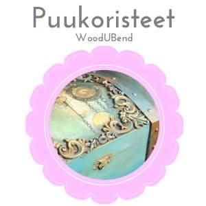Woodubend-puukoristeet