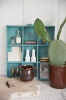 Kalkkimaali - JDL - Vintage Paint - Old Turquoise - Vanha turkoosi - 100 ml