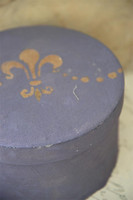 Kalkkimaali - JDL - Vintage Paint - Dark Lavender - Tumma violetti - 100 ml
