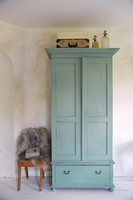 Kalkkimaali - JDL - Vintage Paint - Dusty Turquoise - Utuinen turkoosi - 700 ml