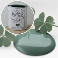 Kalkkimaali - JDL - Vintage Paint - Forest Green - Metsänvihreä - 100 ml