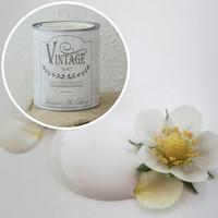 Kalkkimaali - Kermanvalkoinen - 700 ml - JDL - Vintage Paint - Soft Cream