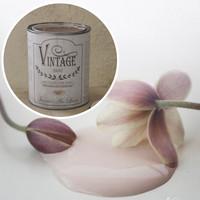 Kalkkimaali - Vanha roosa - 100 ml - JDL - Vintage Paint - Antique Rose
