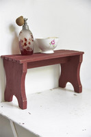 Kalkkimaali - JDL - Vintage Paint - Rusty Red - Ruosteenpunainen - 700 ml