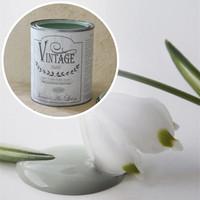 Kalkkimaali - JDL - Vintage Paint - Dusty Green - Utuinen vihreä - 100 ml