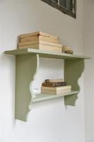 Kalkkimaali - JDL - Vintage Paint - Moss Green - Sammaleenvihreä - 100 ml