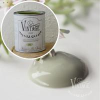 Kalkkimaali - JDL - Vintage Paint - Moss Green - Sammaleenvihreä - 700 ml