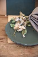 Kalkkimaali - JDL - Vintage Paint - Dusty Olive - Utuinen oliivinvihreä - 100 ml
