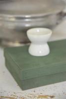 Kalkkimaali - JDL - Vintage Paint - Dusty Olive - Utuinen vihreä - 700 ml
