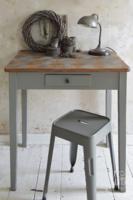 Kalkkimaali - JDL - Vintage Paint - Soft Linen - Pellavanharmaa - 700 ml