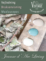 Maalausopas -  Vintage Paint - JDL - Jeanne d´Arc Living