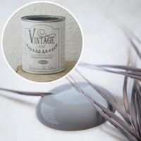 Kalkkimaali - JDL - Vintage Paint - Warm Grey - Lämmin harmaa - 2,5 l