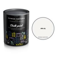 Kalkkimaali - Domus Natura - Chalk Paint - White Lily - Valkoinen - 1 litra