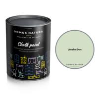 Kalkkimaali - Domus Natura - Chalk Paint - Succulent Green - Vaaleanvihreä - 250 ml