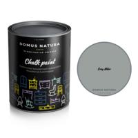 Kalkkimaali - Domus Natura - Chalk Paint - Grey Alder - Vaaleanharmaa - 1 litra