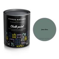 Kalkkimaali - Domus Natura - Chalk Paint - Spruce Green - Vihreä - 1 litra