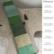Kalkkimaali - JDL - Vintage Paint - Bright Green - Kirkkaanvihreä - 700 ml