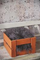 Kalkkimaali - JDL - Vintage Paint - Bright Orange - Kirkkaanoranssi - 700 ml