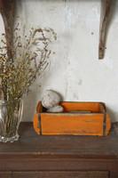Kalkkimaali - JDL - Vintage Paint - Rusty Orange - Oranssi - 700 ml