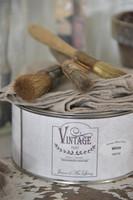 Efektipohjamaali - JDL - Vintage Primer Effect Paint - White - Valkoinen - 1 litra