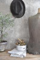 Efektikalkkimaali - JDL - Vintage Effect Paint - Beige - Ruskea - 1 litra
