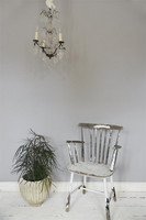 Kalkkimaali - JDL - Vintage Paint - Old Grey - Antiikinharmaa - 2,5 l