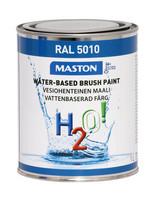 Kalustemaali - Maston H2O! - Sininen - 1 l
