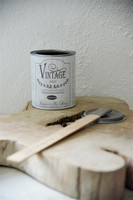 Kalkkimaali - JDL - Vintage Wall Paint - French Grey - Tummanharmaa - 2,5 l