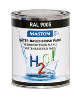 Kalustemaali - Maston H2O! - Musta - 1 l