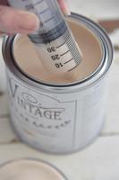 Maalin mittaruisku - JDL Vintage Paint