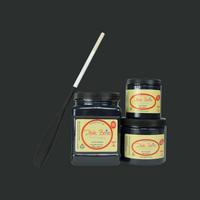 Kalkkimaali - Dixie Belle - Caviar - Musta - 473 ml