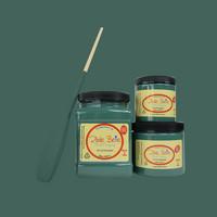 Kalkkimaali - Dixie Belle - Palmetto - Palmunvihreä - 473 ml