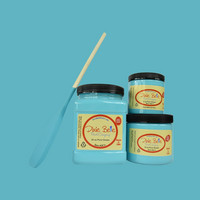 Kalkkimaali - Dixie Belle - Pure Ocean - Merenturkoosi - 473 ml