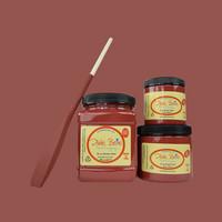 Kalkkimaali - Dixie Belle - Rustic Red - Rustiikinpunainen - 473 ml