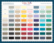 Värikartta - Dixie Belle Paint