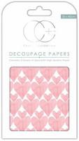 Decoupage-arkki - Love Hearts - Craft Consortium