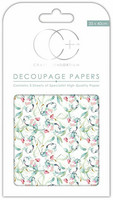 Decoupage-arkki - Sun Kissed - Craft Consortium