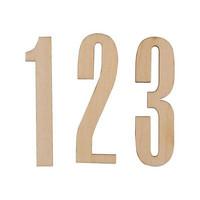 Vanerikoriste - Numbers 1-0