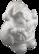 Styroksijoulupukki - Koristeltava - 18 cm