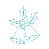 Leimasin - 6 cm - Joulukellot