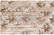 Decoupage-arkki - 48x76 cm - Shabby Floral - Prima Redesign Decor Decoupage Paper