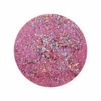 Glitter - 283 g - We R Memory Keepers - Pink passion mix