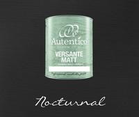 Kalkkimaali - Musta - Nocturnal - Versante Matt - 500 ml