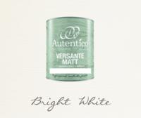 Kalkkimaali - Valkoinen - Bright White - Versante Matt - 500 ml