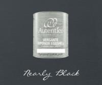Kalkkimaali - Melkein musta - Nearly Black - Versante Eggshell - 500 ml