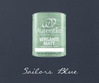 Kalkkimaali - Merimiehensininen - Sailors Blue - Versante Matt - 500 ml