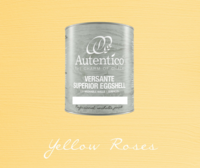 Kalkkimaali - Ruusunkeltainen - Yellow Roses - Versante Eggshell - 500 ml