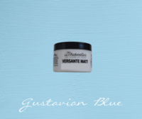 Kalkkimaali - Kustavinsininen - Gustavian Blue - Versante Matt - 125 ml