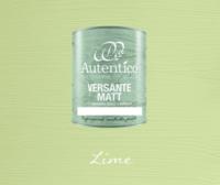 Kalkkimaali - Limenvihreä - Lime - Versante Matt - 500 ml