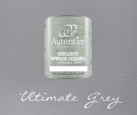 Kalkkimaali - Harmaa - Ultimate Grey - Versante Eggshell - 500 ml